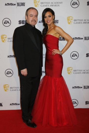 The BAFTA for Music was presented by composer David Arnold and singer Riva Taylor.