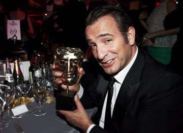 Jean Dujardin at the 2012 Film Awards