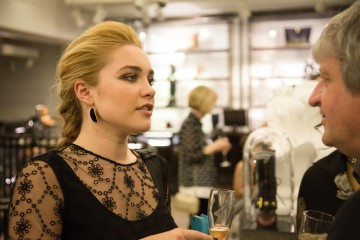 Breakthrough Brit Florence Pugh.