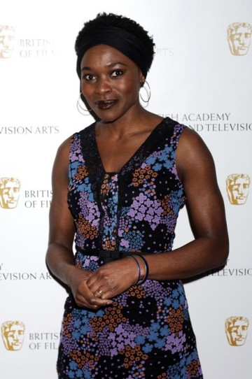 Rakie Ayola (TV Noms Party 08)