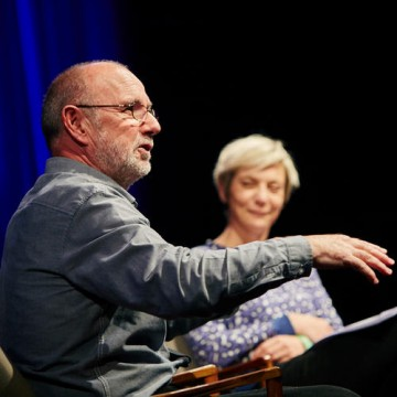 McGovern in conversation with journalist Miranda Sawyer as part of the BAFTA & BFI Screenwriters' Lecture Series.