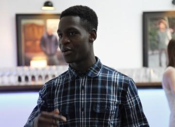 Breakthrough Brit Ade Oyefeso