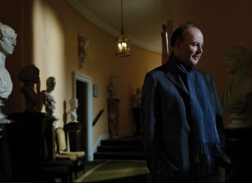 Director David Yates poses for the British Directors photo series for the 2011 Film Awards.