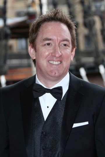 Paul Chaloner walks the red carpet at the British Academy Games Awards