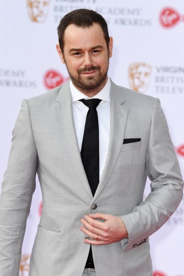 Danny Dyer looks dapper as ever