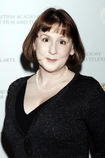 Screenwriter Heidi Thomas (TV Nominees Party 08)