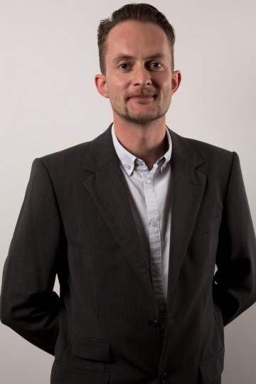 Scholar Bradley Johnson