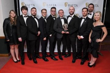 British Academy Cymru Awards, St David's Hall, Cardiff, Wales, UK - 13 Oct 2019