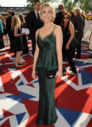 The Downton Abbey star will present the Features award alongside The Choir's Gareth Malone.