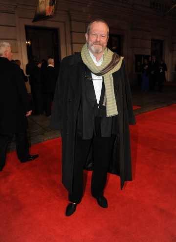 The Imaginarium of Doctor Parnassus director and Monty Python writer was awarded a BAFTA Fellowship by the Academy in 2009.