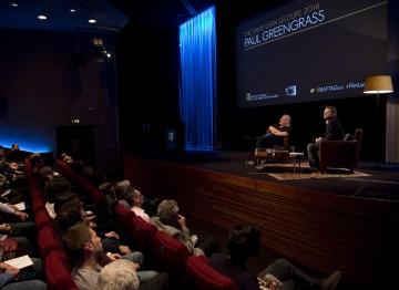 Paul Greengrass and Simon Mayo.
