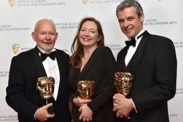 Tom Owens, Kate Hopkins and Graham Wild win Sound: Factual for Planet Earth II (Cities)