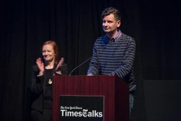 BAFTA New York Chairman Luke Parker Bowles