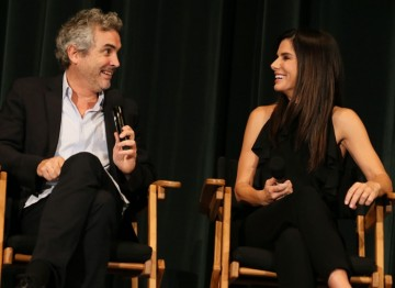 BAFTA Los Angeles screening of Gravity October 2013.