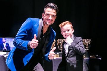 British Academy Children's Awards 2017 Backstage