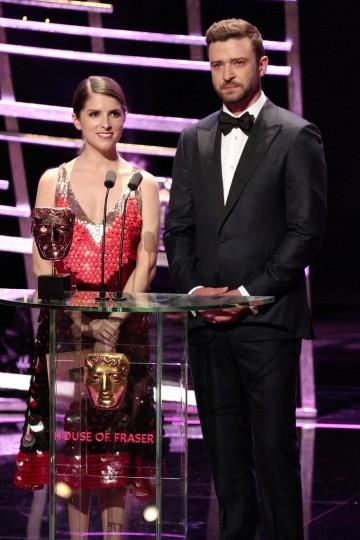 Anna Kendrick & Justin Timberlake present Drama Series