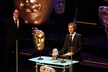 BRITISH ACADEMY CYMRU AWARDS, CARDIFF,  27/09/2015
