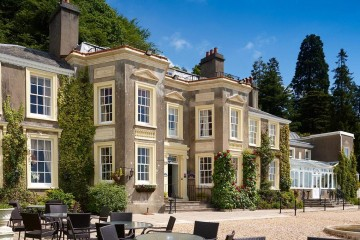 Town and Country Hotels are offering a 10% reduction on their best available rate at New House Country Hotel, Thornhill; The Bear Hotel, Cowbridge and Coed-y-Mwstwr Hotel, Bridgend – subject to availability.
