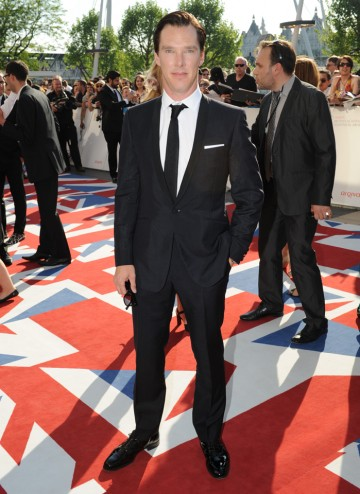 Sherlock himself is up for Leading Actor, and will be presenting the Special Award to the show's creator Steven Moffat alongside Doctor Who's Matt Smith.