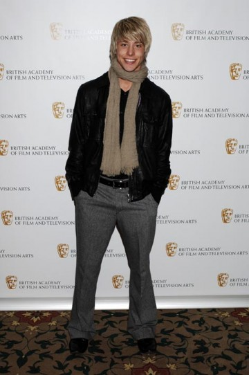 Mitch Hewer (TV Noms Party 08)