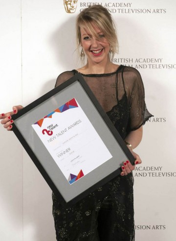 Winner for Editor: Simone Smith for Red
