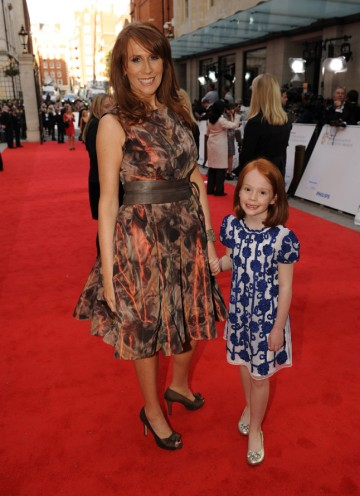 Tate is nominated in the Comedy Programme category for Catherine Tate's Little Cracker. (Pic: BAFTA/Richard Kendal)