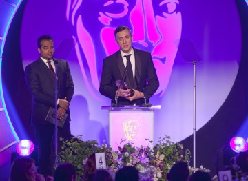 David Clews wins the BAFTA for Director: Factual for his brilliant work on Educating Essex