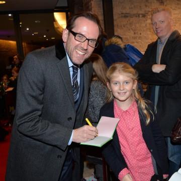 Ben Miller at the BAFTA Children's Awards 2015 at the Roundhouse on 22 November 2015