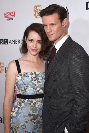 BBC America BAFTA Los Angeles TV Tea Party 2017 - Red Carpet