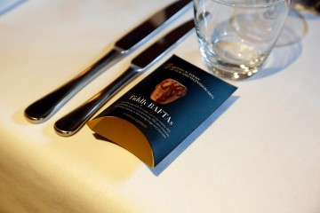 Lunch for Cilla Black OBE at Rabot 1745 on 13 May 2014