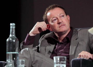 Screenwriters' Lecture with Simon Beaufoy. (Photography: Jay Brooks)