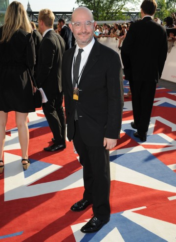 Heat's TV critic will host the winners interviews backstage for the UK press.