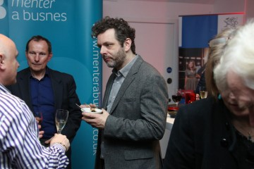 Event: BAFTA Cmyru - An Audience with Michael SheenDate: Weds 11 March 2015Venue: BAFTA, 195 Piccadilly, David Lean Room, LondonHost: Boyd Hilton-Area:  General set up and champagne reception