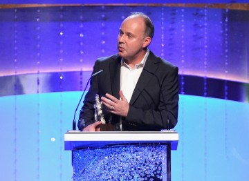 Britannia Award honoree David Yates