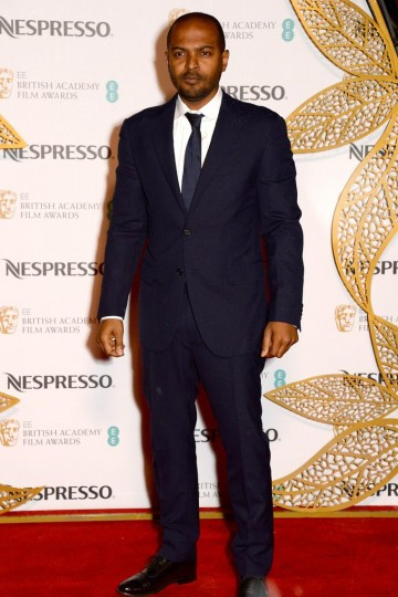 Noel Clarke arrives at the BAFTA Nespresso Nominees' Party at Kensington Palace