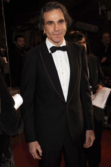 Daniel Day-Lewis, as dashing as always