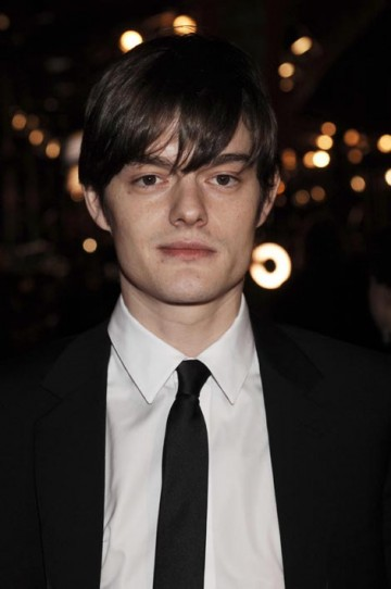 Debut actor Sam Riley, who became Ian Curtis for Control