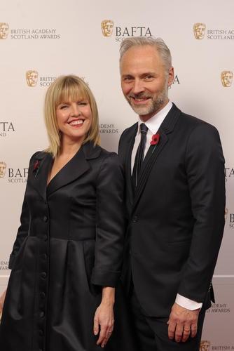 Ashley Jensen & Mark Bonnar