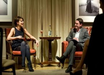 Academy Circle event with Helen McCrory, Asprey, February 2013