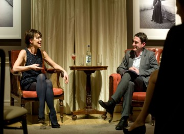 Academy Circle event with Helen McCrory, Asprey, February 2013