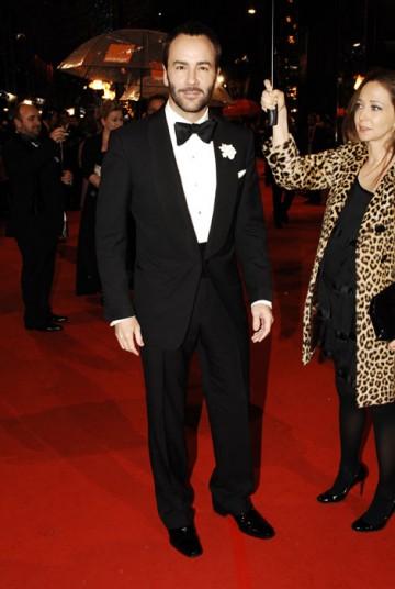 Fashion legend to stylish director, Tom Ford (BAFTA/Richard Kendal)