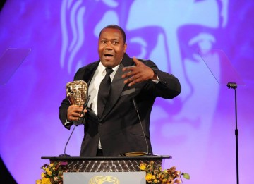 Comedian Lenny Henry announced the winner of the coveted Writer BAFTA, awarded to Guy Hibbert (absent on the night) for his drama about former UVF member Alistair Little.