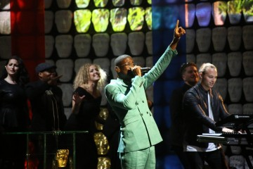 Labyrinth and Sigma open the House of Fraser British Academy Television Awards