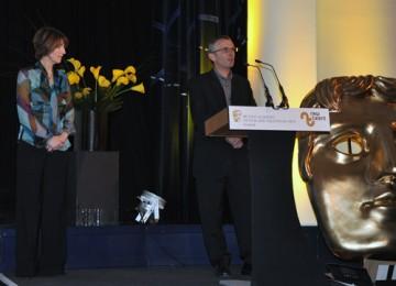 BAFTA in Scotland Chairman, Ewan Angus