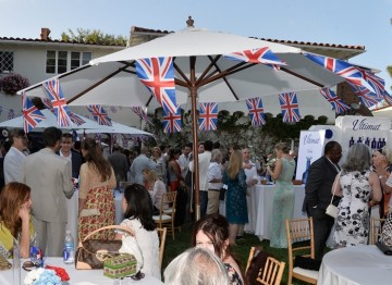 Residence of the British Consul General. June 2, 2013