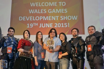 2015 British Academy Cymru Award for Games and Interactive Experience