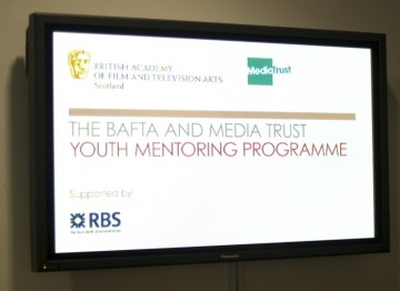 The BAFTA and Media Trust Youth Mentoring Programme