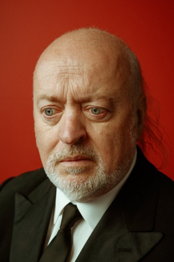 Award presenter at the Virgin Media BAFTAs
