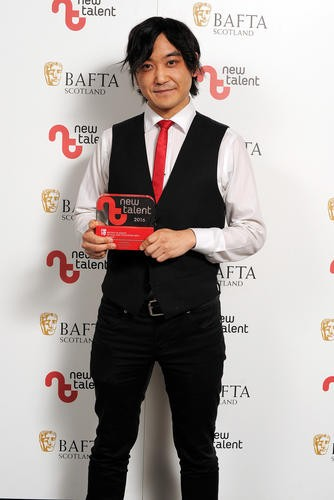 Atzi Muramatsu - Winner in the Composer Category for 'The Violinist'