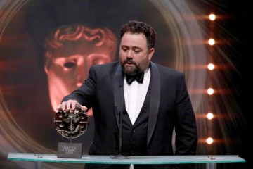 British Academy Cymru Awards, St David's Hall, Cardiff, Wales, UK - 13 Oct 2018